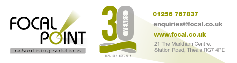 celebrating 30 years of business